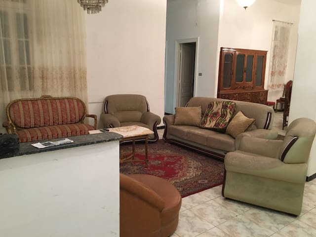 Entire apartment for rent - Port Said