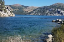 Hike to Marlette Lake (6 miles round-trip from Hwy. 28)