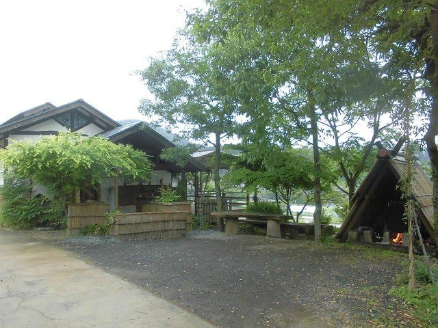 Sakamoto Village, Oita Prefecture
