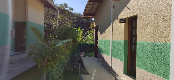 Sítio Via Láctea-Suíte Vega c/cozinha Guaramiranga