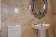 High spec bathroom