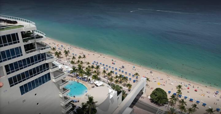 Lauderdale Beachfront Getaway