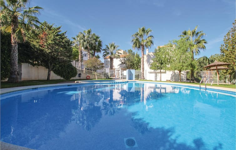 Terraced house with 2 bedrooms on 80m² in Gran Alacant/Santa Pol
