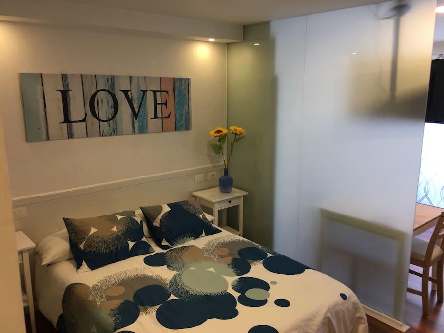 Acogedor estudio playa jard n lofts for rent in puerto for Estudio puerto de la cruz