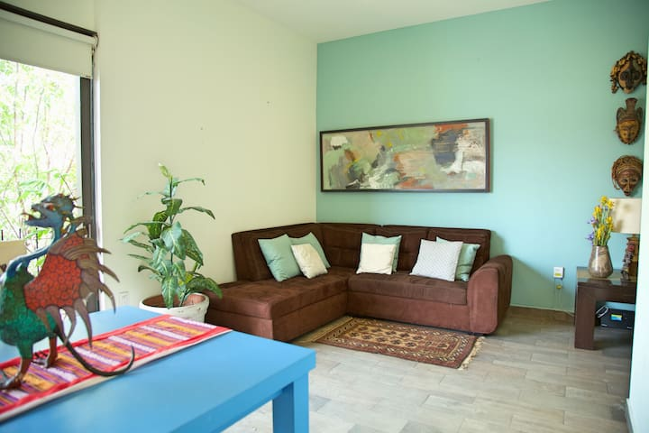 Amazing and cozy apartament at condesa heart