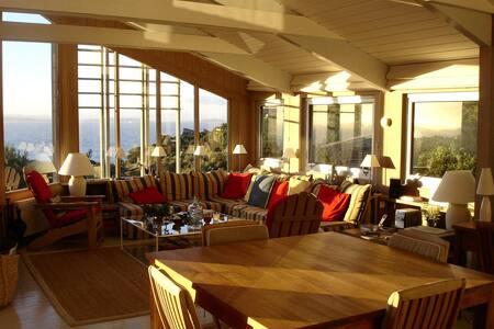 Grande Maison avec vue sur mer , Bonifacio, Corse