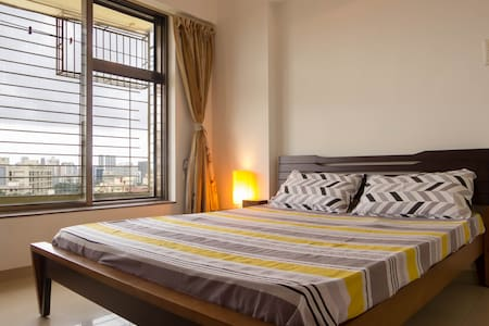 Safe, Spacious & Suave Stay in Mumbai Suburbs - Mumbai