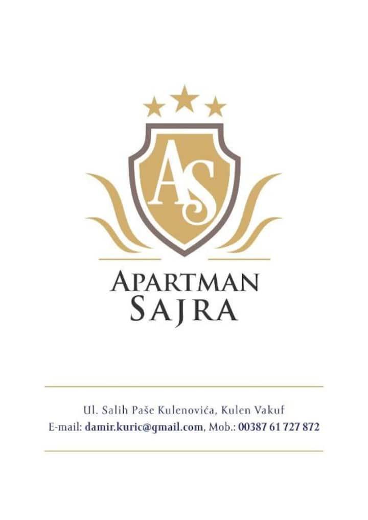Studio Apartman SAJRA