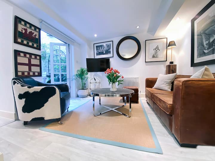 Private cosy apartment - west end - London