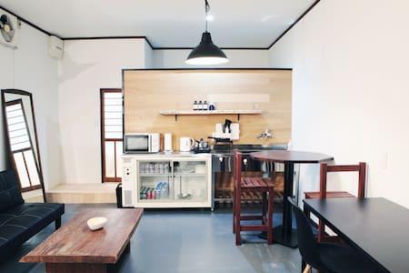T01 Cool !! Ninja room. Kobe, Haborland 6 min. - Byt
