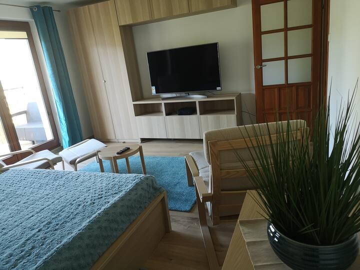 Apartament spokojny - Gdańsk - nieopodal obwodnicy