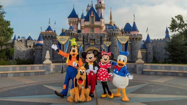 Anaheim Disneyland Convention Center 4br/2bth