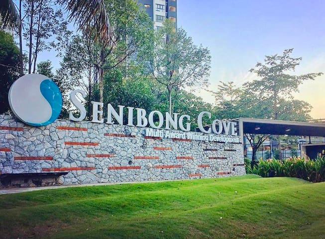 Urban Retreat @ The Water Edge Senibong Cove