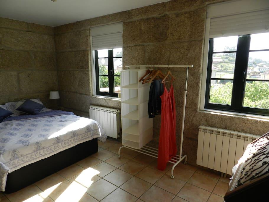 habitacion cama 1,50