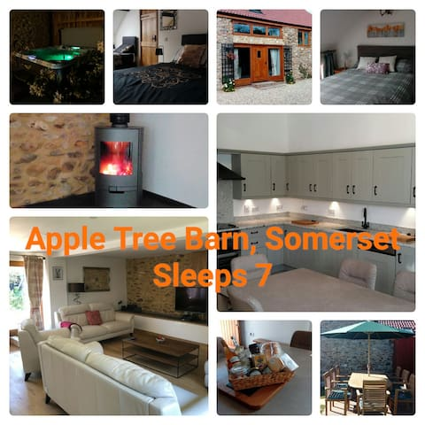 Apple Tree Barn, Sweethay, Taunton - Luxury escape