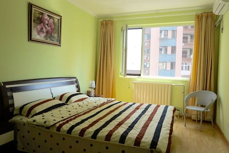 Double Bedrooms/Lodge of Old downtown - Qingdao - Apartment
