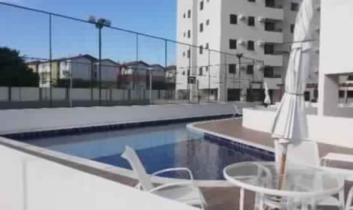 Apartamento Alto Padrão em cond fechado temporada