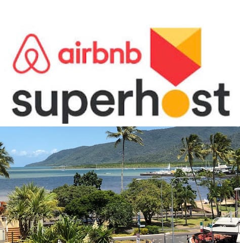 Trusted SUPERHOST. Quality. Value. Location. Views