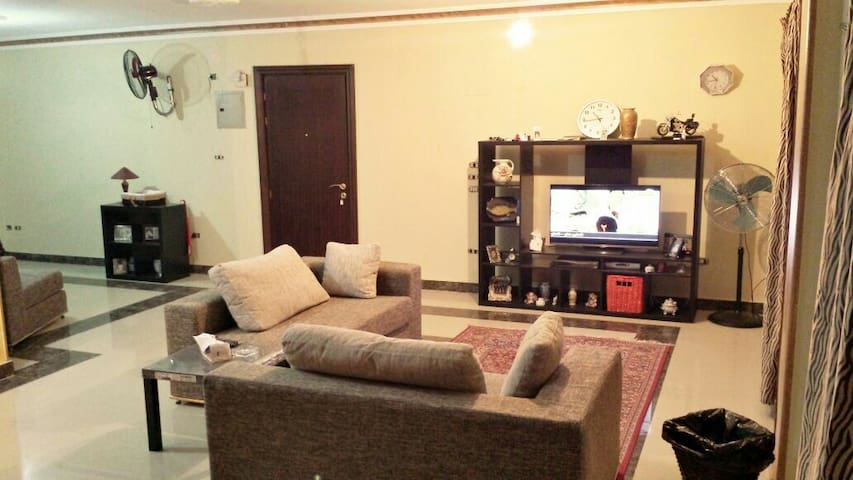 @Madinaty clean,furnished apartment - Madinaty - Apartemen
