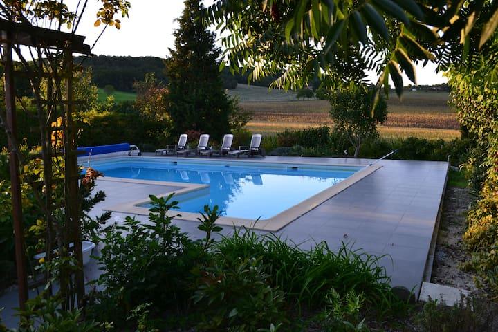Charming Périgord-style cottage - Montagrier