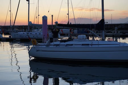 Stay in a yacht for your break - Hamble-le-Rice - Boot