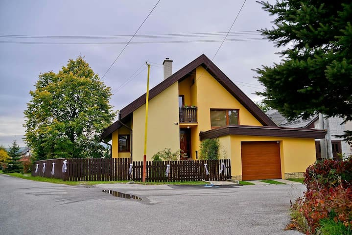 High Tatras ***Free WiFi & Parking *** Quiet place