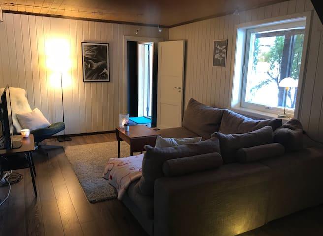 Koselig leilighet for 2 eller flere