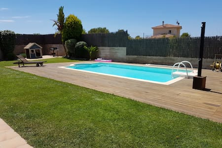 Summer house with swimming pool - Calafell - House - 1