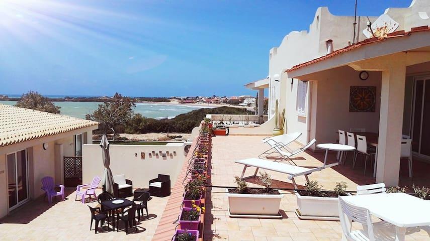 """Casa Vacanze """" Villa Ida """" - Punta Braccetto - Villa"""