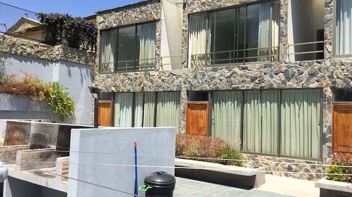 La Quebrada Lodge 5-6 pp' Dpto D