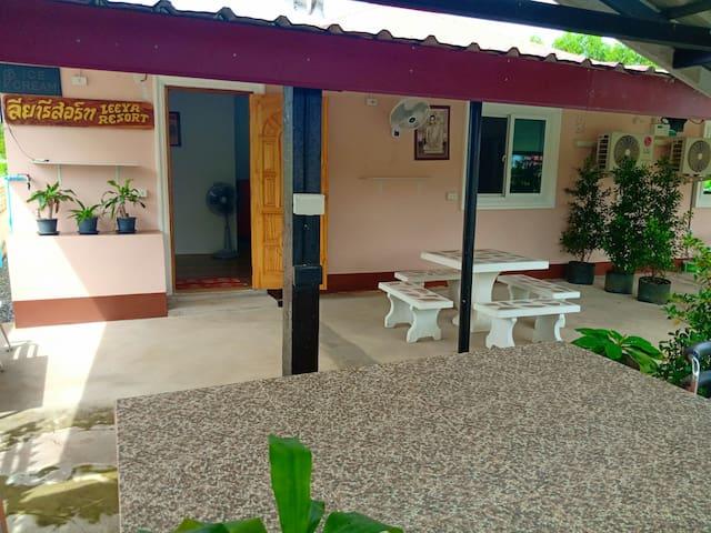 Leeya Resort Hotel  Ampher Phen distric  UdonThani