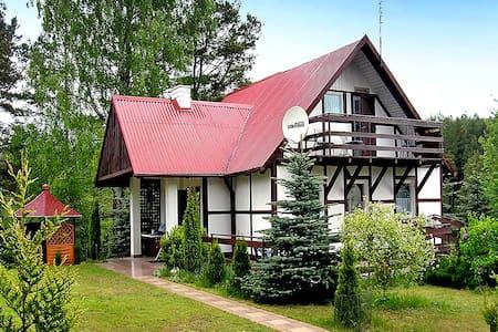 House in Dunajki