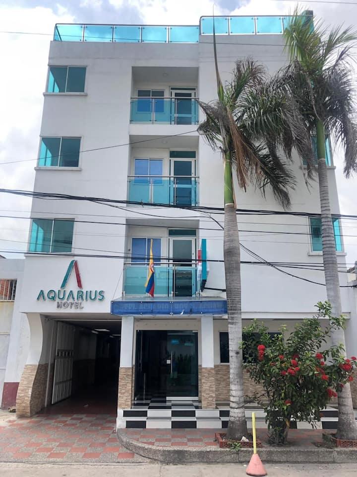 Hotel Aquarius Barranquilla-HABITACION FAMILIAR