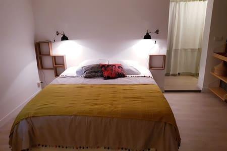 Suite privée de 23 m2 au calme à 2 pas de Paris.