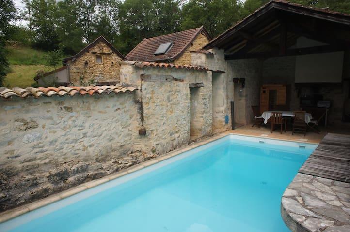 Maison de caractère en pierre - Villefranche-de-Rouergue - House