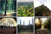 Bosque de Chapultepec - 24min. walking