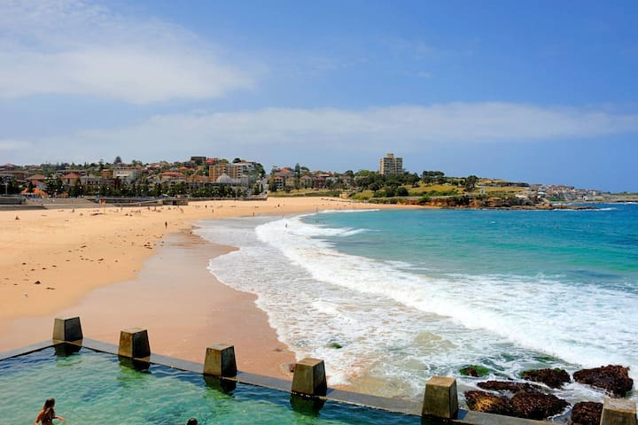 Sunny studio at Coogee Beach - Coogee - Pis