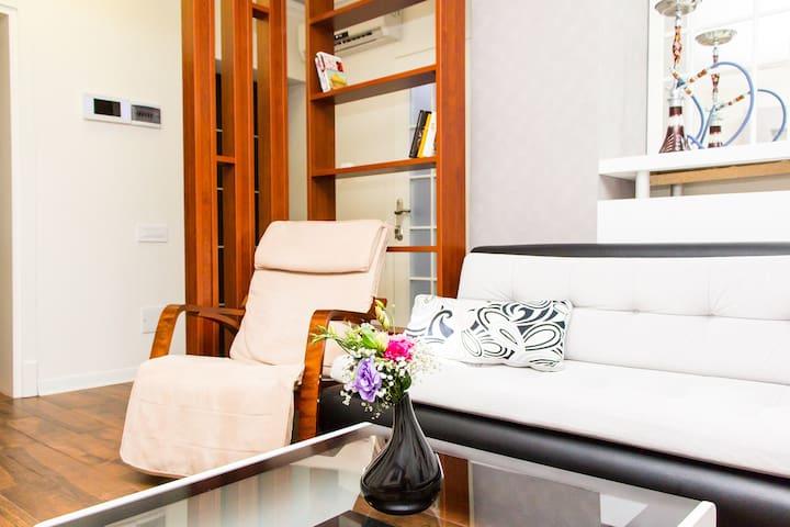 BakuCity apartment  (Great location+terrace)