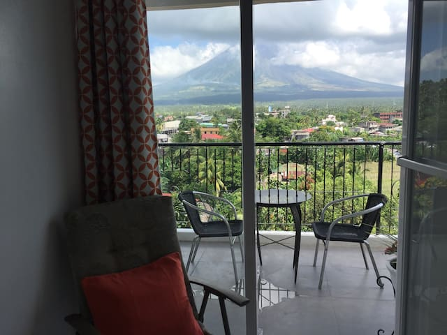 Brand New Unit w/ view of Mt Mayon - Daraga - Appartement