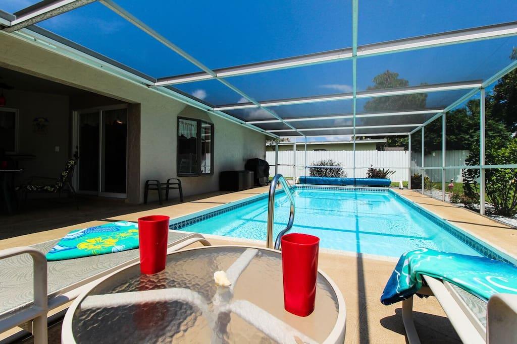 villa amber h user zur miete in cape coral florida vereinigte staaten. Black Bedroom Furniture Sets. Home Design Ideas