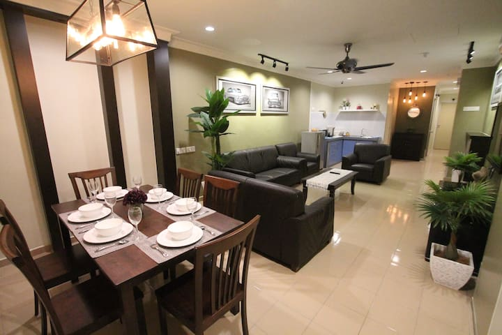 Susan's Vacation Homestay (14 pax) - Ipoh - Apartment
