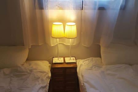 beautiful room at a pastoral street-new look - Ra'anana - Villa