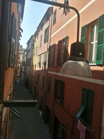 Bilocale al borgo degli incrociati - Génova - Bed & Breakfast