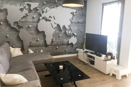 Appartement neuf proche de Paris