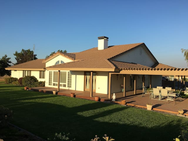 Madras Eclipse Ranch House