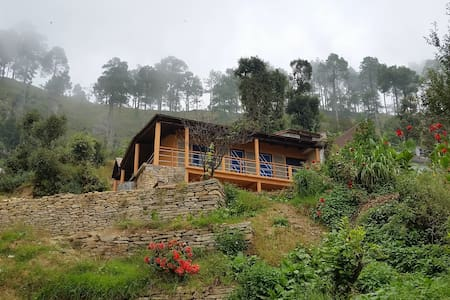 Idyllic Haven Home-stay, Binsar - Gaunap