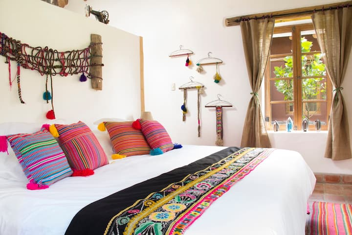 Nunu Boutique Hotel / Habitación Matrimonial
