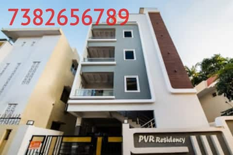 Luxury 3BHK Near Tenneti park - Sanitised stay