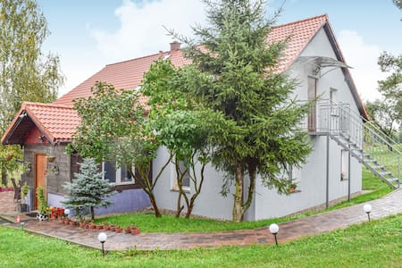 Holiday apartment with 3 bedrooms on 100m² in Biskupiec