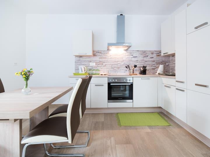 Apartment n.3 in House DorMica